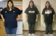Before and After Herbalife - My journey has just begun. Read my story.