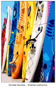 RP by The perfect #iPadcase for the #beach.  Summer Sale til 7/6 Save 25%  http://Splashtablet.com     Kayaks - Outer Banks