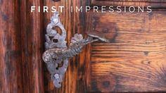 First Impressions - www.reginadrury.com