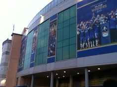 Stamford Bridge in Fulham, Greater London