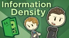 Information Density - How Mr. Robot Does a Lot with a Little - Extra Cre...