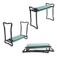 This Outsunny's Garden Kneeler/Seat will greatly help ease the pain of working in your garden. Flip it over and then it turns into a convenient bench for those higher up gardening needs. Bench Seat, Crossfit, Garden Tools, Videogames, Outdoor Living, Home And Garden, Walmart, Canada, Green