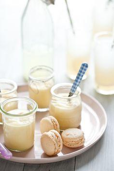 meyer lemon creams