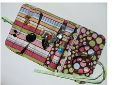 Image result for jewellery holders free sewing pattern