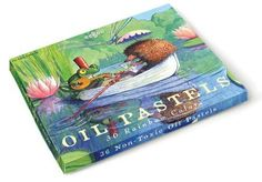 Kids' Drawing Pastels - eeBoo Boat Ride 32 Pastels >>> Continue to the product at the image link.