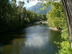 Atnarko River / B.C. / Canada