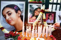 Verse based on the Aarushi Talwar murder case and the continuing fight for justice, on my WordPress blog, Irfinity...
