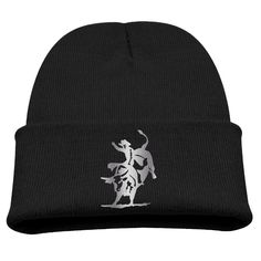 Bull Rider Riding Rodeo Platinum Logo Kids Skullies And Beanies Black. Surface Material: 85% Cotton. Knit Skullies. Stylish Outdoor Activities. 7.8 Inch Depth. Hand Wash.
