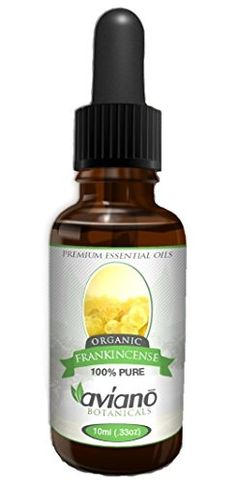 Organic Frankincense Essential Oil Ultra Premium 100% Pure Therapeutic Grade Sweet Boswellia Sacra - Very High Potency, Undiluted By Avíanō Botanicals - 10ml Aviano Botanicals http://www.amazon.com/dp/B00VILVHVG/ref=cm_sw_r_pi_dp_zg3Lvb0P4Q1FH