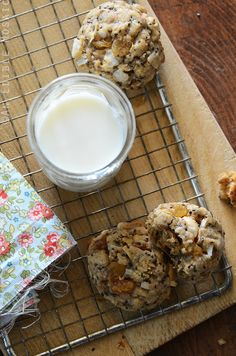 The Ultimate Granola Cookies 2