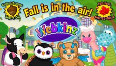Webkinz - Come in and Play