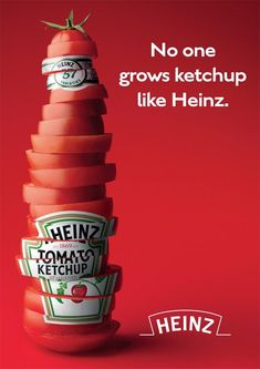 Advertisment for Heinz Ketchup : AdPorn Food Advertising, Print Advertising, Print Ads, Ketchup, Advertising Photography, Food Photography, Guerilla Marketing, Ads Creative, Tomato Juice