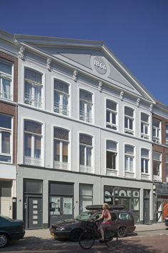 BBVH transform church into web design office in the hague