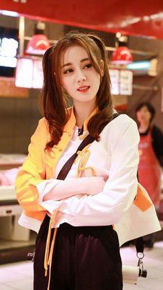 Cute Korean Girl, Cute Asian Girls, Hyuna Fashion, Asian Celebrities, Chinese Actress, Beauty Queens, Pretty Woman, Asian Beauty, Korean Fashion