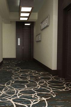 Apartment Building Hallway Carpet rittenhouse square apartments the touraine | hallway re-design