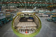 Final Body Join for 1,000th 777 by The Boeing Company, via Flickr