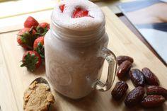 "So smart! Using almond butter instead of raw almonds to make ""Mylk"" - #vegan #recipe"
