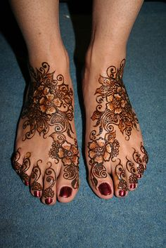is this cool?  Oh yeah, henna
