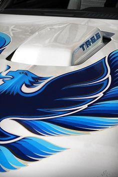 Pontiac Firebird Trans Am - by Gordon Dean II Ferrari, Maserati, Bugatti, Lamborghini, Pontiac Firebird Trans Am, Us Cars, Sport Cars, Pony Car, Car Wheels