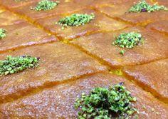 κύρια φωτογραφία συνταγής Συνταγή Ραβανί αφρός