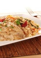 Serve our amazing tasting Baked Teriyaki Tilapia any night of the week. This quick Baked Teriyaki Tilapia recipe requires only five minutes to prep. Kraft Recipe Makers, Kraft Recipes, Meal Recipes, Teriyaki Fish, Kraft Foods, Tilapia Recipes, How To Eat Better, Delicious Dinner Recipes, Healthy Eats