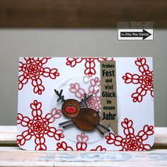 The Alley Way Stamps, TAWS, cards, clear stamps, Winter's Butterflies, Fa-La-La, Tanja Kewel-Neef