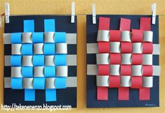Weven    Vorm - Kleur - Ruimte - Compositie