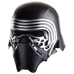 Kylo Ren helmet Star Wars Episode VII The Force Awakens artwork