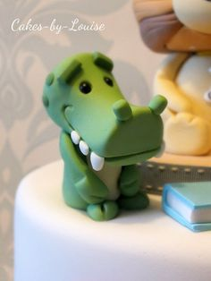 Raa Raa the Noisy Lion... How cute is this croccy? :)