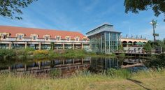 Hajé Hotel Joure Joure The Hajé Hotel Joure is situated between the Frisian Lakes, and offers plenty of free parking spaces. It is just a 2-minute drive from the A6 and A7 highways.  Each hotel room is unique in style with a TV and private bathroom.