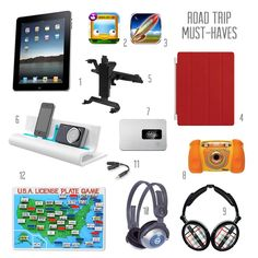 Must-Have Products for Family Entertaining During a Road Trip