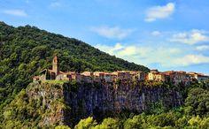 Castellfollit de la Roca, İspanya