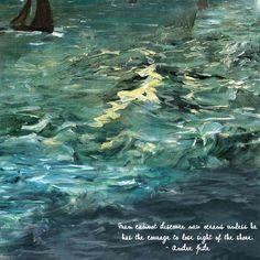 Tangie's AJC Week 9 at Scrapbookgraphics: Manet - The Seas