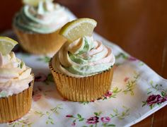 Pimms no.1 cup-cakes