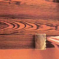 Faux wood grain  http://www.property24.com/articles/how-to-create-a-faux-wood-grain-finish/14168