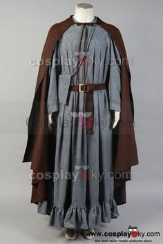 The Lord of the Rings The Fellowship of the Ring Gandalf Costume-2