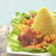 レシピとお料理がひらめくSnapDish - 4件のもぐもぐ - My lil yellow rice by ジョジョ