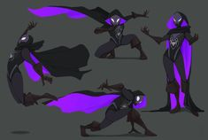 """The New Spider-mans: Redtallin - """"Hopping on this bandwagon, it's a Spidersona/D&D crossover! This drow kicks butt in the name of Lolth, and is the hero the Underdark deserves ~ """" Fantasy Character Design, Character Design Inspiration, Character Concept, Character Art, Spider Art, Spider Verse, Spider Gwen, Costume Super Hero, Illustrator"""