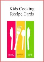 Cooking lessons for kids!