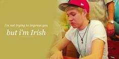 Oh Niall