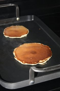 Pancakes from Scratch - my favorite homemade pancakes recipe!