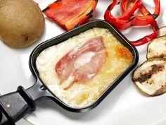 Recette de Raclette rapide