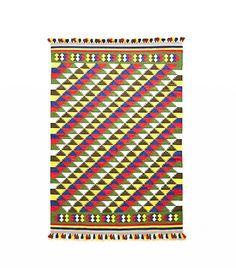 Kit Kemp for Anthropologie Folkthread Rug