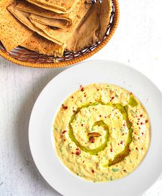 Journey Kitchen: Fatteh Hummus - Its not just a dip its a meal!
