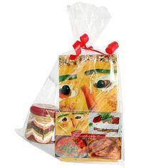 Recipes Colorful Salt Bulgarian Dishes Christmas Gift Xmas Handmade Souvenir WWF