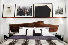 DOMINO:Inside a Soulful NYC Home With a Knockout Art Collection