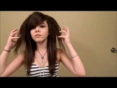 "scene/emo hair tutorial like a boss - http://47beauty.com/hair-tutorials/sceneemo-hair-tutorial-like-a-boss/ https://www.avon.com/category/bath-body/hair-care?repid=16581277 Shop Hair Care Products  i only put scene/emo in the title for more views cuz thats the ""look"" i guess. thinkin of dyin my hair black, anyone else think so? Video Rating:  / 5"