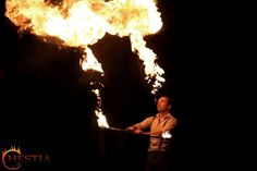 #fire #staff #firestaff #bodypaint #airbrush #fireshow #hestia #juggler #dance #fireperfomance