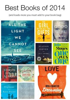 Best Books of 2014 from MomAdvice.com.