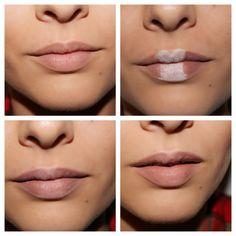 Maquillaje: Técnica volumen de labios #makeup